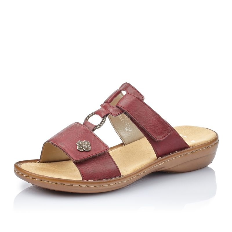 Dámské pantofle Rieker 60829-35