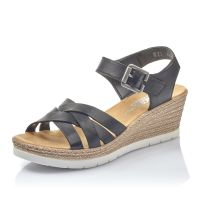 Dámské sandály Rieker 61963-00 | 38, 41, 37