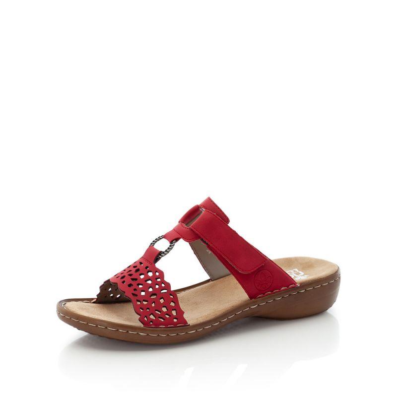 Dámské pantofle Rieker 608A7-33