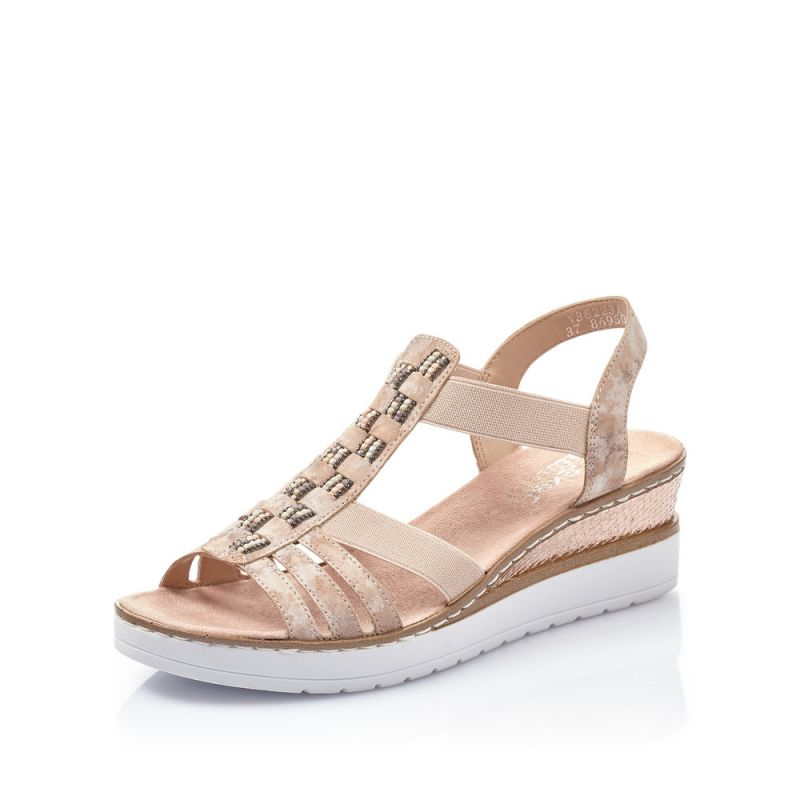 Dámské sandály Rieker V3822-31